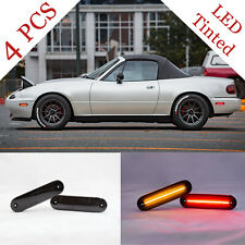 MIATA Tinted LED Side Markers for Mazda Miata MX-5 - Set of 4