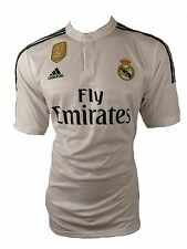 Adidas Real Madrid 2014 / 2015 Jersey Trikot weiss Gr.XL