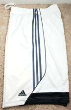ADIDAS CLIMA.LITE-White Perform.Poly, Mens Athletic Training Shorts-(S)