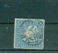 Gestempelte BPP-Signatur Briefmarken aus Württemberg (bis 1945)
