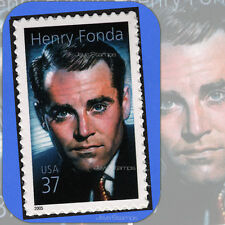 2005  HENRY FONDA  11th Legends of Hollywood  MINT Single 37¢ Stamp  Cat # 3911