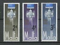 29778) Malta 1967 MNH New George Cross 3v