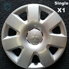 "Mitsubishi Lancer/Outlander 16"" Genuine Single Hubcap Reconditioned (one only)"