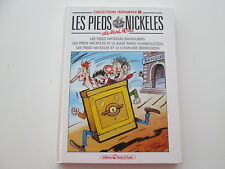 PIEDS NICKELES COLLECTION INTEGRALE N°1 EO1989 TBE EDITION ORIGINALE