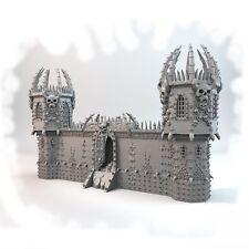 Citadel Grimskull 28mm Demon Castle Tabletop Games Dwarven Forge D&D Terrain