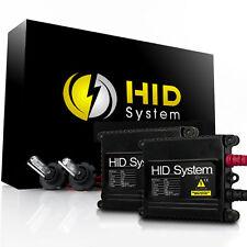 GE Xenon Lights Slim 55W HID Kit for H1 H3 H4 H7 H10 H11 9005 9006 5202 9012 880