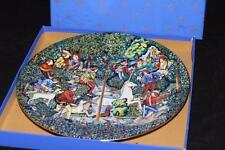 Haviland & Parlon, Limoges La Chasse a la Licorne 1974 End of the Hunt Unicorn 4