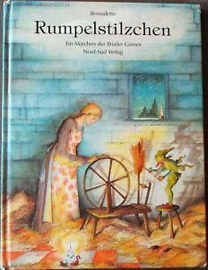 *Rumpelstilzchen* Bernadette & Brüder Grimm / Nord-Süd Bilderbuch EA 1993