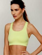 Wacoal Seamless Wireless Sports Bra Top 852243 Wire Free T-Back Sport Top * New