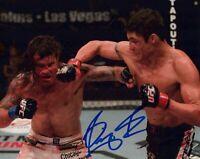 "DIEGO SANCHEZ signed Autographed ""UFC"" 8X10 PHOTO d PROOF - Ultimate Fighter COA"