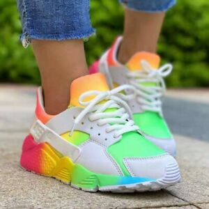 Women's Running Shoes Summer Breathable Sports Shoes Fashion Athletic Sneakers