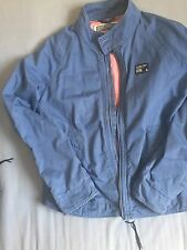 Pre Owned Superdry Mens Xxl Commodity Harrington Jacket Coat Top 42 Chest