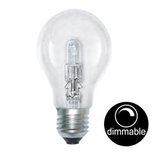 LUSION GLS Halogen Light Bulb E27 12V 60W Clear Dimmable 30060