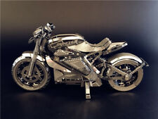 AVENGER MOTORCYCLE NANYUAN Collection Level Puzzle 3D Metal Assembly Model
