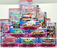 MATCH BOX 2020 CANDY SERIES COMPLETE SET OF 6 CAR VW AUSTIN FORD ... IN STOCK