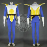 Anime Dragon Ball Bejīta Yonsei Full Suit Vegeta IV Cosplay Costume Unisex S-XL