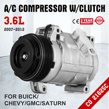 AC Compressor For Enclave Traverse Acadia Outlook 3.6L 2007-2012