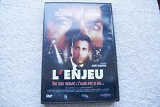 """2 DVD """"L'enjeux"""" avec Michael Keaton. """"Le kid de philadelphie"""" avec Al Pacino"""