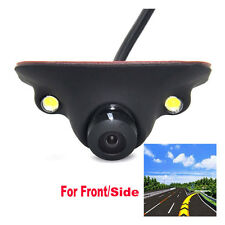 170° CCD 2LED Car Front View Side View Blind Spot Camera Waterproof Night Vision