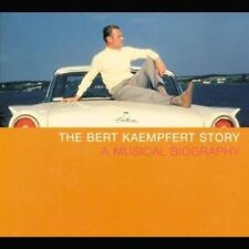 Bert Kaempfert - Bert Kaempert Story [New CD] Germany - Import