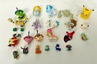 Bundle Job Lot Of 22 x Nintendo Pokemon Action Figures - Groudon/Palkia/Pikachu