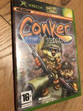 Conker: Live & Reloaded (Microsoft Xbox, 2005) - European Version