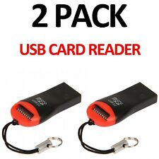 MEMORY CARD READER TO USB MICRO SD SDHC SDXC TF ADAPTER FAST USB 2.0 SPEED