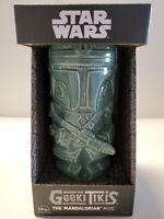 GEEKI TIKIS Star Wars The Mandalorian Mug. Brand New. 20oz Mug!!