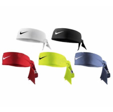 NWT Nike Head Tie Tennis Headband 2.0 Federer Nadal Williams Azarenka Sharapova