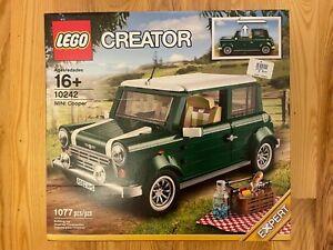 LEGO Creator 10242 MINI Cooper Expert - Employee Collection - see description