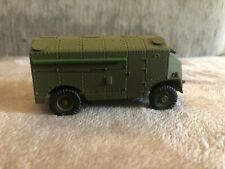 1/76 Oxford Diecast British WW II Dorchester armored staff car repainted