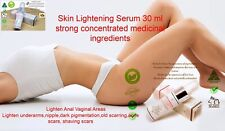 Natural Strong Bleaching Whitening & lightening Serum Strong & Concentrated