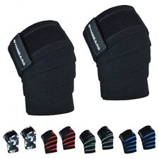 Kniebandage Kniestütze Knie Verband Schutz Sport Knee Wraps 200 cm 1 Paar