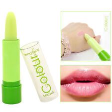 Magic Jelly Flower Color Changing Lipstick Makeup Moisturizer Lipstick Lip Gloss