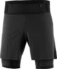 Salomon Men's Exo Twinskin Short - Black