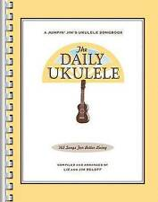 The Daily Ukulele - 365 Songs for Better Living by Hal Leonard Corporation (Paperback, 2010)