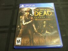 Replacement Case (NO GAME) THE WALKING DEAD SEASON TWO PLAYSTATION 4 PS4