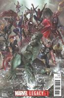 Marvel Legacy #1 1:50 Variant Cover by Alex Ross