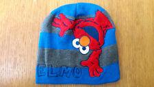 "Elmo Kid's Toboggan, Beanie, Hat, 16"" Circumference, Sesame Street"