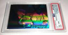 1994 Denny's Grand Slam Holograms #23 Gary Sheffield Graded PSA 8 Nm Mint Pop 3