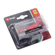 Bburago 1:64 Scale Ferrari LaFerrari Sports Car Diecast Metal Model Kit Kids Toy