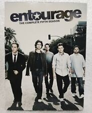 ENTOURAGE The Complete Fifth 5 Five Season (DVD, 2009, 3-Disc Set) New No Sealed