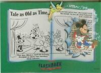 MICKEY & TINKER BELL FLASHBACK CAST Disney 2 PINS & CARD LE 2000 # 21127