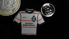 Fussball Pin Badge Trikot SV Werder Bremen Targobank 2009/10 Event Ohne Logo