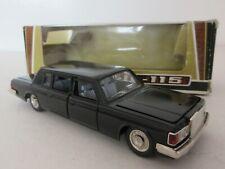 1970's Soviet Russian Die Cast Model Zil 115 Four Door Limousine Saloon Car