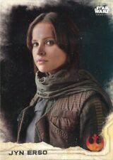 Star Wars Rogue One Complete Trading Card Base Set