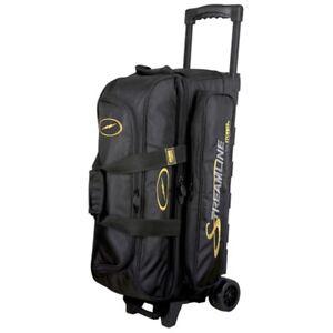 Storm Streamline Black 3 Ball Roller Bowling Bag