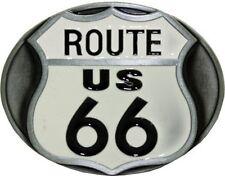BOUCLE DE CEINTURE ROUTE 66- DECO USA / BIKER/ WESTERN/ COUNTRY/ ETATS UNIS