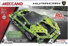 Remote Control RC 2.4Ghz Meccano Lamborghini Huracan Building Kit Set Toy, New