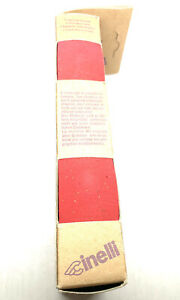 Cinelli Cork Handlebar Tape Red Made in Italy Vintage NOS